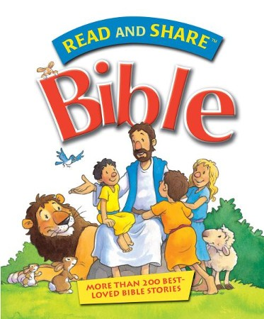 Read and Share Bible: Over 200 Best Loved Bible Stories ...