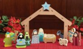 Children's Nativity , 12 Piece Set