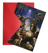 Shining Light Greeting Card Advent Calendar