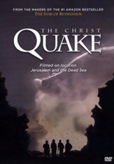 The Christ Quake, DVD