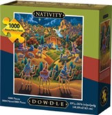 Nativity Puzzle, 1000 Pieces