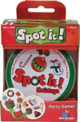 Spot it: Holiday