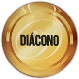 Distintivo magnetico de Diacono (Deacon Magnetic Badge)