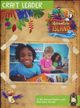 Discovery on Adventure Island: Craft Leader