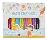 Bath Crayons, Box of 8