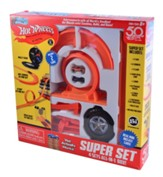 World's Smallest Hot Wheels Super Set, 4 Sets In 1 Box