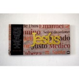 Nombres de Jesus, Lienzo (Names of Jesus, 3D Canvas Wall Art)