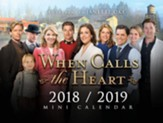 When Calls the Heart Mini-Calendar, 2018-2019