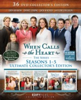When Calls the Heart Complete Seasons 1-5, 36 DVD Ultimate Collector's Edition
