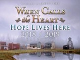 2019 When Calls the Heart: Hope Lives Here Calendar