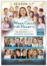 When Calls the Heart: The Series - Seasons 1-7