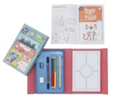 Comic Book Kit Activity Set