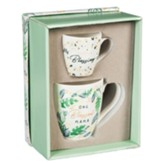 One Blessed Mama, Mommy And Me Ceramic Cup Gift Set