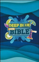 CEB Common English Deep Blue Kids Bible                 Paperback