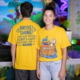 Discovery on Adventure Island: Child T-Shirt, X-Large