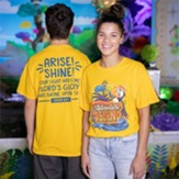 Discovery on Adventure Island: Child T-Shirt, Medium