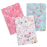 Today I Will Choose Joy Notebooks, Set of 3