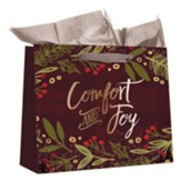 Comfort and Joy Gift Bag, Large
