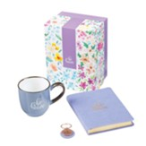 Be Brave Journal and Mug Gift Box