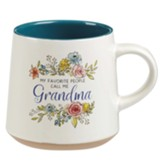 My Favorite People Call Me Grandma Ceramic Mug
