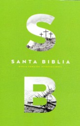 Biblia NVI Excelencia, Ultrafina, Enc. Suave, Verde  (NVI Excellence Bible, Ultrathin, Softcover, Green)