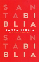 Biblia NVI Excelencia, Ultrafina, Enc. Suave, Rojo  (NVI Excellence Bible, Ultrathin, Softcover, Red)