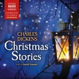 Christmas Stories, Unabridged Audiobook on MP3-CD