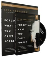 Forgiving What You Can't Forget DVD and Study Guide