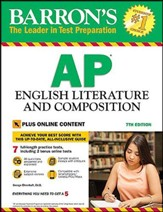 Barron's AP English Literature and Composition, 7th Edition: With Bonus Online Tests (Revised)