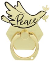 Peace, Cell Phone Ring, Gold