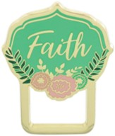 Faith Eyeglass Pin
