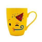 Me alegrare, Taza, Coleccion Emoji (I'll be Happy, Mug)