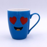 Poderoso, Taza, Coleccion Emoji (Powerful, Mug)