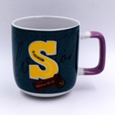 Salvacion, Taza, Coleccion Jean (Salvation, Mug)