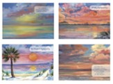 The Sun Will Rise Again Sympathy Cards, Box of 12, (KJV)