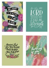 Lean On Me Thinking Of You Cards, Box of 12