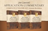 Jon Courson's Application Commentary, Genesis--Revelation, 3 Volumes