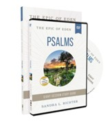 Psalms: The Epic of Eden Study Guide with DVD