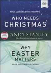 Who Needs Christmas/Why Easter Matters Video Study
