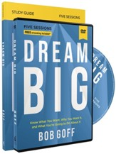 Dream Big Study Guide with DVD