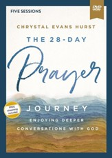 The 28-Day Prayer Journey DVD Study