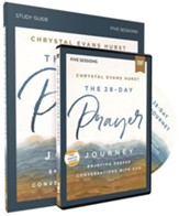 The 28-Day Prayer Journey DVD and Study Guide