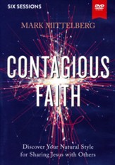 Contagious Faith Video Study : Discover Your Natural Style for Sharing Jesus with Others