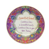 Beautiful Friend Trinket Dish