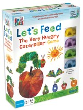 Let's Feed the Very Hungry Caterpillar Game
