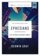 Ephesians Video Study: Life in God's Diverse Family