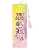 Grandchildren Are A Gift From God Bookmark