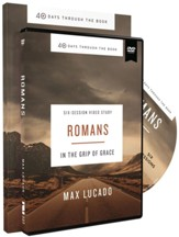 40 Days Through the Book: Romans DVD and Study Guide