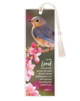 Let the Lord Have All Your Worries and Cares Bookmark