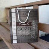 El Señor te promete, Bolsa de regalo, Grande (God Promises You Gift Bag, Large)